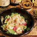 料理メニュー写真ENオリジナル海鮮サラダ