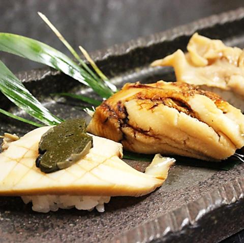 高鮮度の魚介類を使用したお寿司絶品♪♪是非太助寿司まで☆
