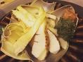茨城県産 筍 素材を生かしたお料理。ご堪能下さい。