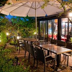 Patisserie &Restaurant Amour アムール 原木中山店の雰囲気1