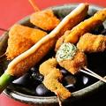 料理メニュー写真橘(たちばな)串