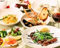 地元食材で作るイタリアン◎