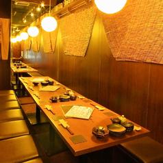 海鮮居酒屋 かいり 恵比寿店の雰囲気1