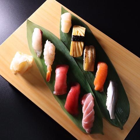 本格寿司食べ放題 きんのだし 秋葉原店