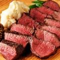 料理メニュー写真【第4位】牛ランプ肉 (180g/280g)