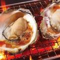 料理メニュー写真焼き牡蠣 (1個)
