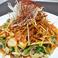 料理メニュー写真パリパリポテトの岡山野菜サラダ盛り