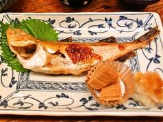 鰰(ハタハタ・子持)醤油焼