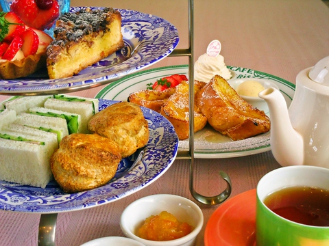 Lunch&Afternoon Tea Hana