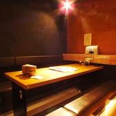落着いてお食事をお楽しみ頂ける情緒あふれる和空間★※座敷席は終日禁煙となります。