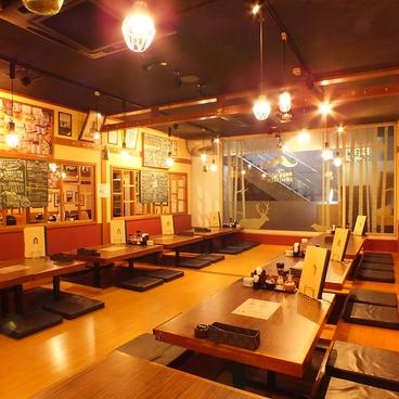 炭リッチ 浜松町店の雰囲気1