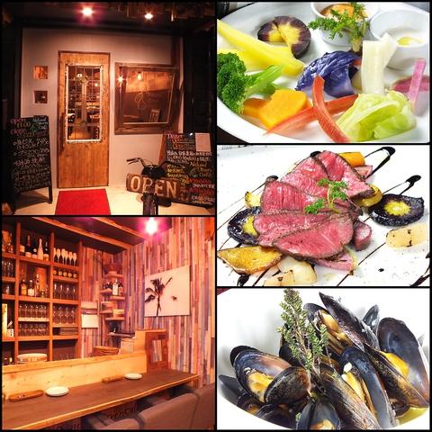 南堀江にニューオープンのNatural green cafe☆女子会、デートにぴったり♪