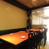 [1階×テーブル席]大人数様向けのテーブル席を多数ご用意しております。お一人様~お気軽にどうぞ♪もちろんグループ宴会も承っております!