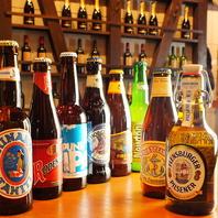 世界各国の全100種以上のビール★