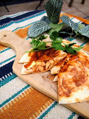 スモークチーズ&チキン