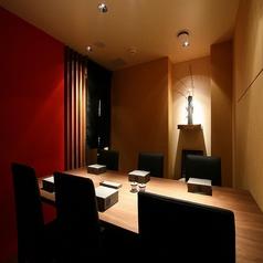 12名様~14名様迄/プライベート空間・半個室は、プライベートや接待など、シチュエーションにあわせてお寛ぎいただけます。