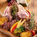 料理メニュー写真肉肉プレート ~シェフのこだわりセレクト~