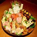 料理メニュー写真これぞ北海道8点盛り