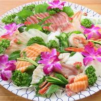 魚屋の実家が仕入れた新鮮な魚!