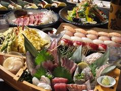 海鮮鮨 義 福生店