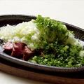 料理メニュー写真【一品料理】牛タン葱焼き