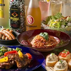 DININGBAR NYAGO KITASHINCHIのコース写真