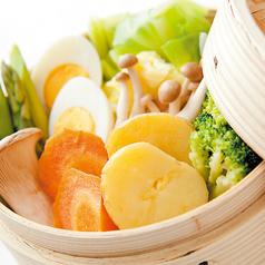 料理メニュー写真ガドガド~インドネシア風温野菜サラダ~
