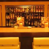 当店自慢のカウンター席☆明るく気さくなスタッフがご対応致します♪お話好きのお客様はぜひカウンター席を御利用ください。