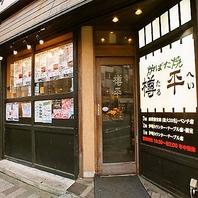 上野・御徒町にある老舗