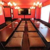 広々とした空間で20名様~40名様のご宴会におススメ!歓迎会、送別会、忘年会、新年会、町の会合などなど様々なシーンでご利用ください。