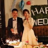【結婚式二次会にオススメ】プロジェクターやマイク等のご用意もございます!