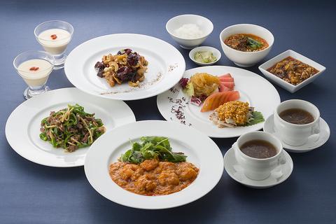 本場の味にこだわり続け、旬の食材をふんだんに取り入れた絶品四川料理!