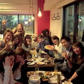 お店全体で盛り上がれるのがJUNK CAFE TOKYOの魅力!!