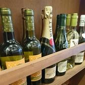 牡蠣=シャブリ!だけでなく様々なワインを取り揃えております。