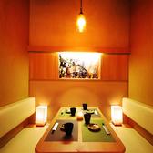 隠れ家バル 匠 TAKUMI 横浜西口店の雰囲気3