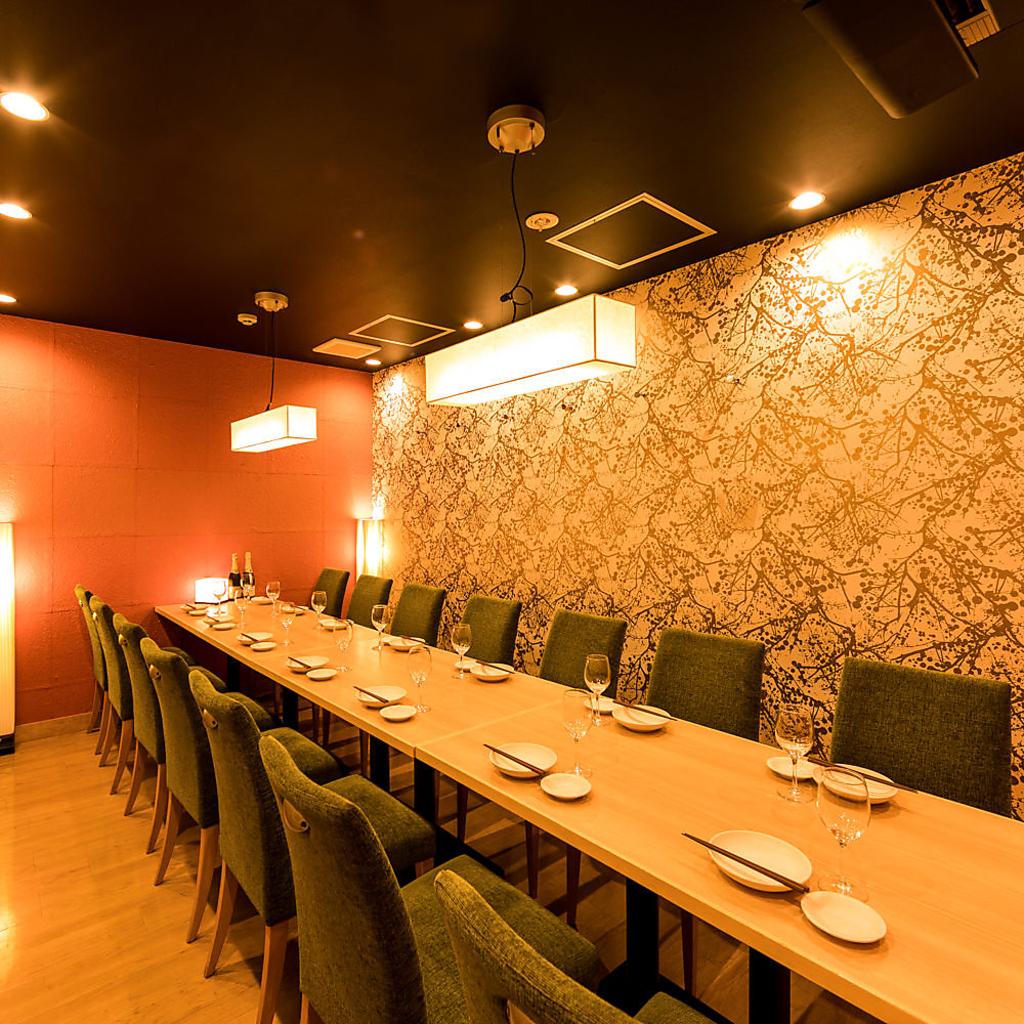 最大200種食べ飲み放題 個室 和食×ビストロ 北彩亭 札幌店|店舗イメージ9