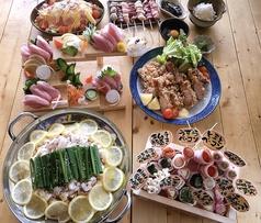 野菜肉巻きと博多もつ鍋 金太郎 五位堂駅前店の写真