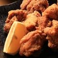 料理メニュー写真鶏から揚げ
