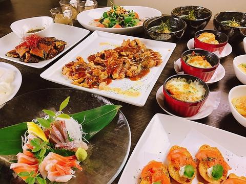 和+洋+亜cooking ふぅ~ど 八代松江通店