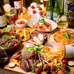 #お肉とチーズとワイン next..肉MARKET 天王寺店の特集写真