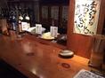 てき自慢の大皿コーナー!常時7種類の懐かしいメニューから旬の一品まで、どれでもお得な300円均一でご提供いたします。