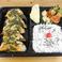 十勝肉汁バジル餃子セット弁当