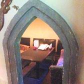 少し大き目の個室。6~7様迄座れます。こちらも事前予約がオススメ!