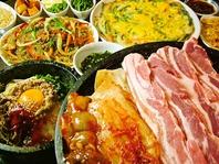 安くてボリューム満点の韓国料理♪