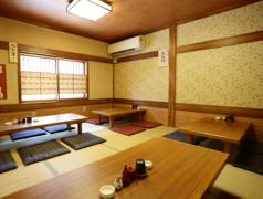 【1階】座敷席6名掛け
