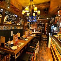 イタリア肉酒場 QUINCI クインチ 伏見の雰囲気1
