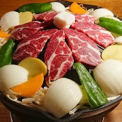鶏羊炭焼七輪 ちもとりのおすすめ料理1