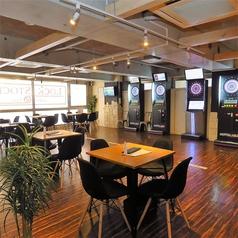 cafe&bar LOCKSTOCKの雰囲気1