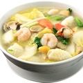 料理メニュー写真海鮮湯麺