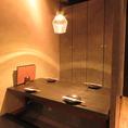 和モダン空間で落ち着いた雰囲気のお席をご用意しております◎